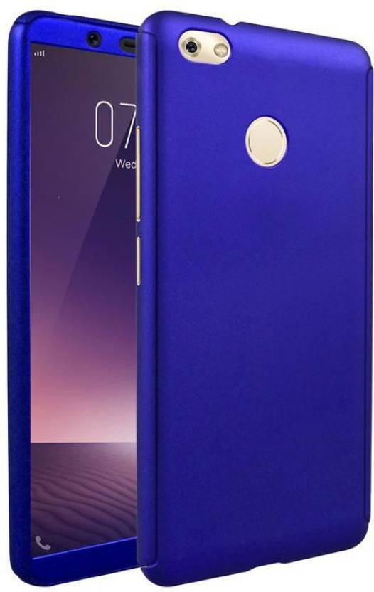 check out 3aff7 98e96 Coverage Front & Back Case for Coverage Ipaky 360 Degree All-round  Protective Slim Fit Front And Back Case Cover for Gionee M7 Power Royal  Bluewith ...