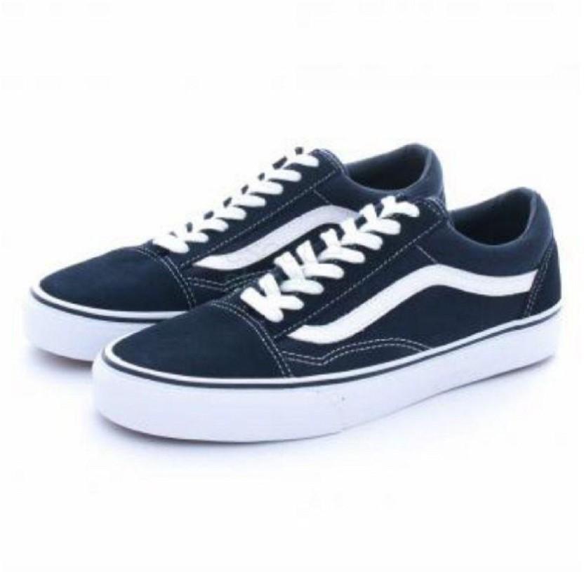 dc82447ce Vans Fashion vans old skool Canvas Shoes For Men (Navy) ...