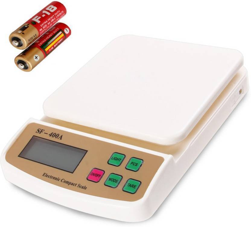 Essony Electronic Kitchen Scale both battery and ac operated