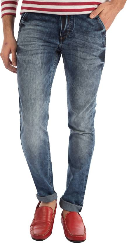 Rodid Regular Mens Blue Jeans