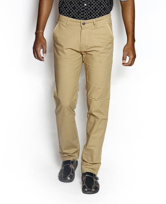 dec12b3ae341e Hox Regular Men Gold Jeans - Buy Gold Hox Regular Men Gold Jeans Online at  Best Prices in India