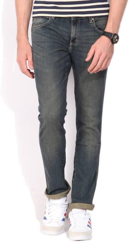 aa693a804d7 Wrangler Billy Regular Men's Dark Blue Jeans - Buy JSW-DARKSTONE ...