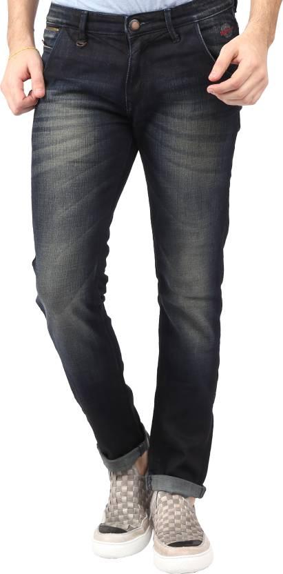 800f6ee4 Nostrum Jeans Slim Men's Dark Blue Jeans - Buy Nostrum Jeans Slim Men's Dark  Blue Jeans Online at Best Prices in India | Flipkart.com