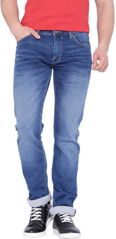 new images of new release factory outlet Celio Regular Men's Blue Jeans