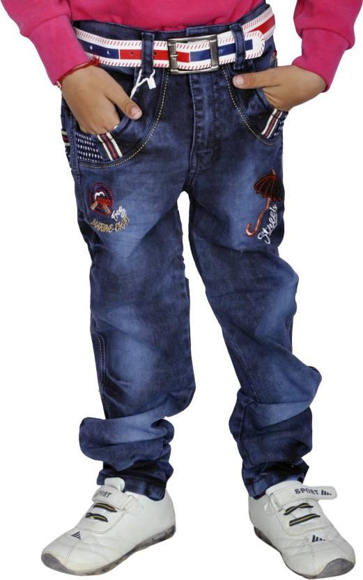 32bd8cb3fe JG FORCEMAN Slim Boy's Dark Blue Jeans - Buy Navi Blue JG FORCEMAN Slim  Boy's Dark Blue Jeans Online at Best Prices in India | Flipkart.com