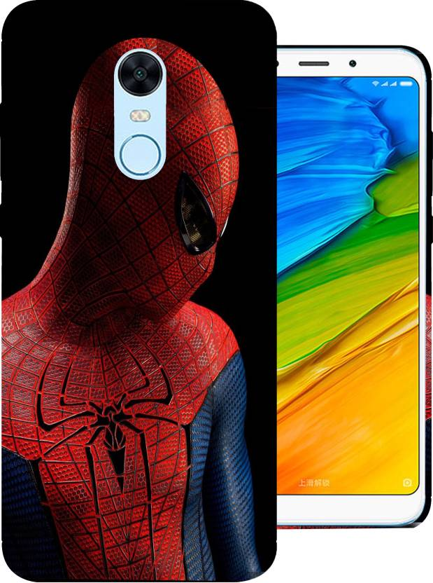 online store f4c98 3086b Heartly Back Cover for Mi Redmi Note 5 - Heartly : Flipkart.com