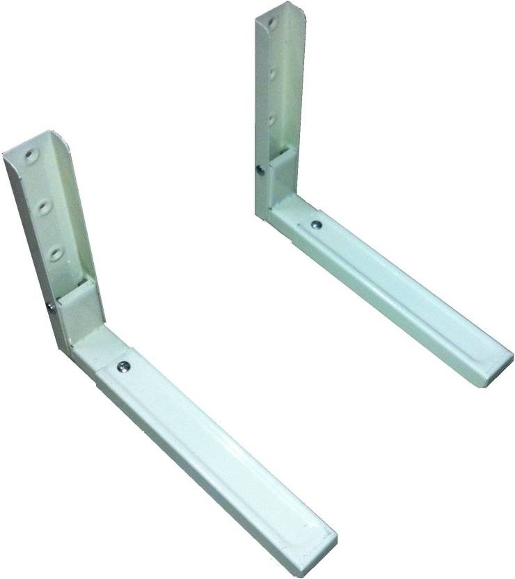 Smart Shelter Length adjustable 12 inch   18 inch Shelf Bracket Iron