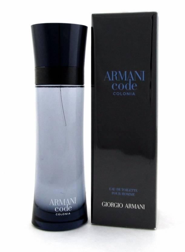 5e14c1903e Buy Armani CODE COLONIA Eau de Toilette - 100 ml Online In India ...