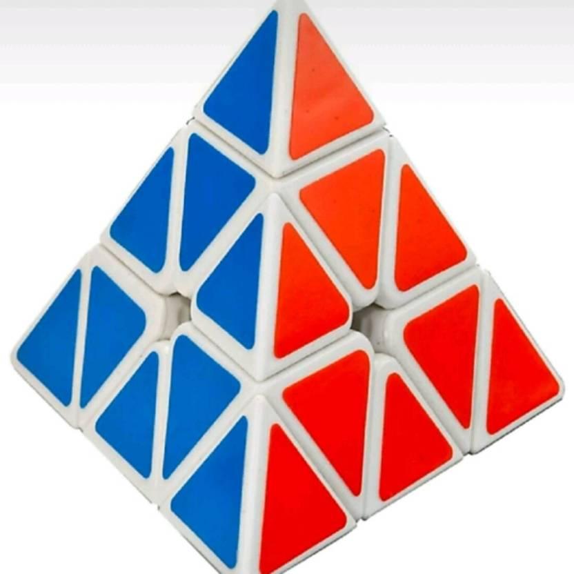 Yamama Triangle Pyramid Pyraminx Magic Cube Triangle Pyramid