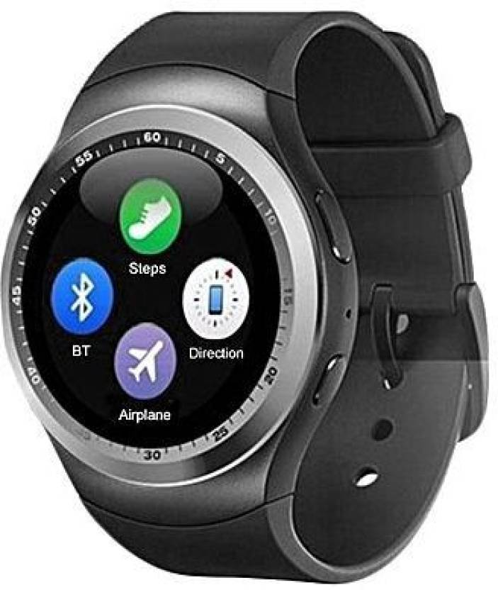 Easypro ™ Y1 Bluetooth Smartwatch With Sim & Tf Card Support