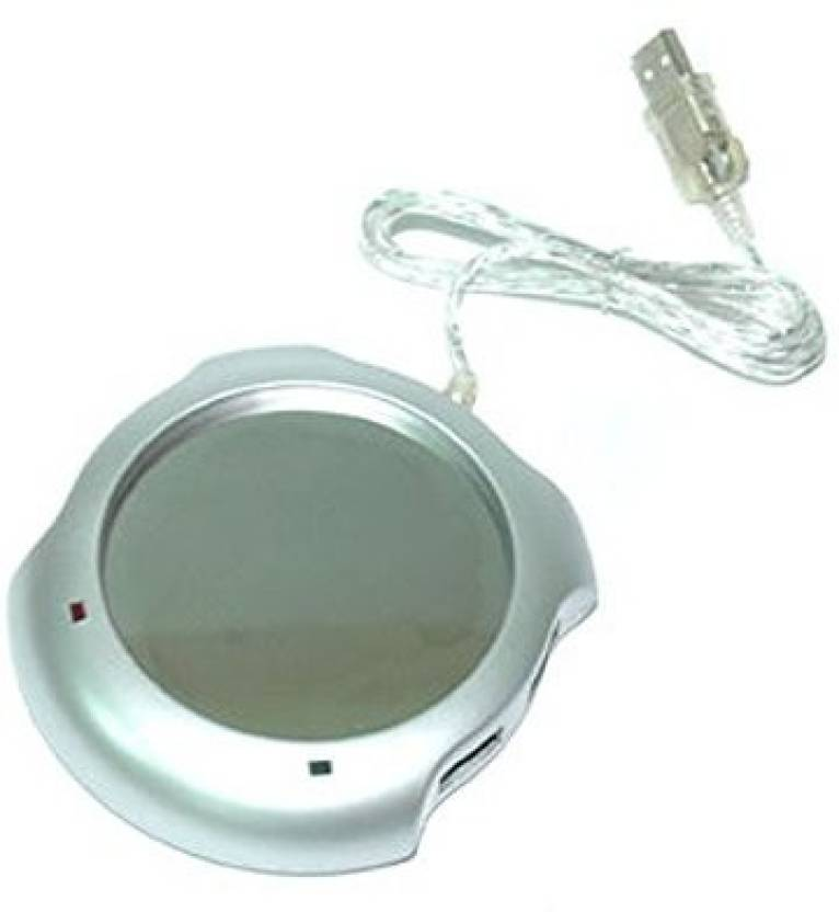 Rhonnium Usb Beverage Warmers Hqf Desktop Mugs Coffee Tea Cup Warmer Electric Coaster