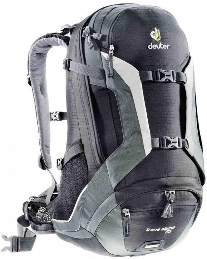 f3b99e9528 deuter Trans Alpine 30 30 L Backpack black-granite - Price in India ...