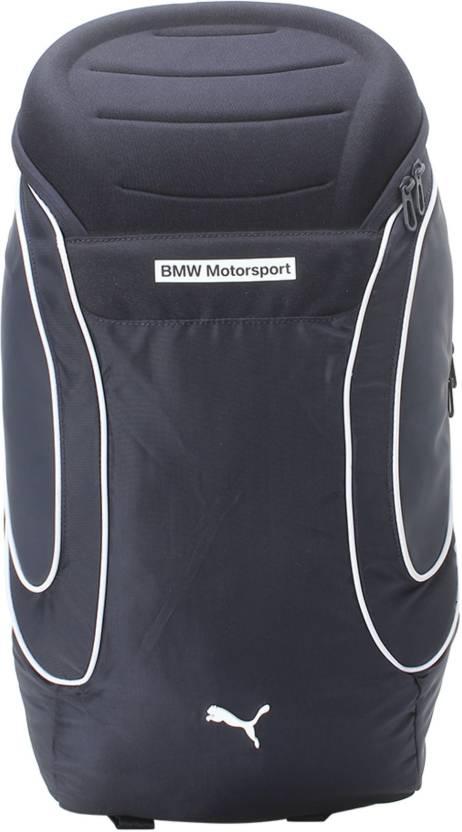 a6d659213ebe Puma BMW MS Speed Cat Evo 24 L Backpack Blue - Price in India ...