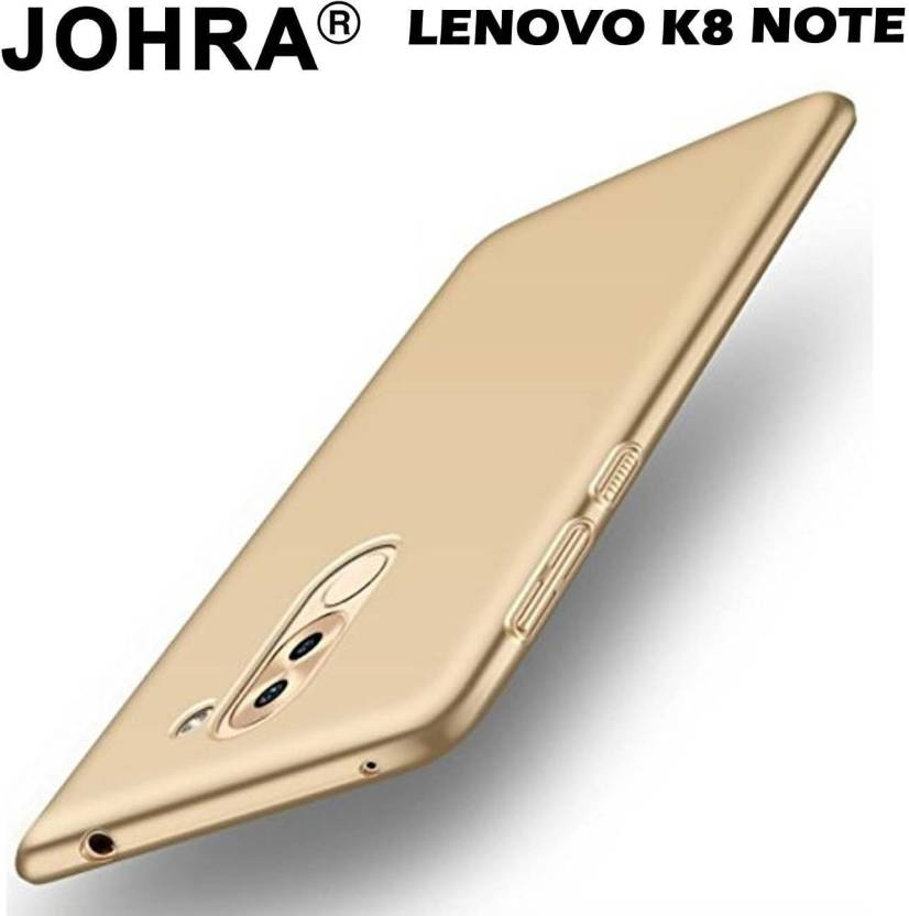 Johra Back Cover for Lenovo K8 Note