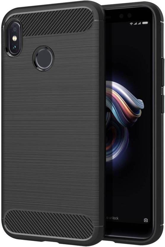 new product 8792f 4306d Knotyy Back Cover for Mi Redmi Note 5 Pro