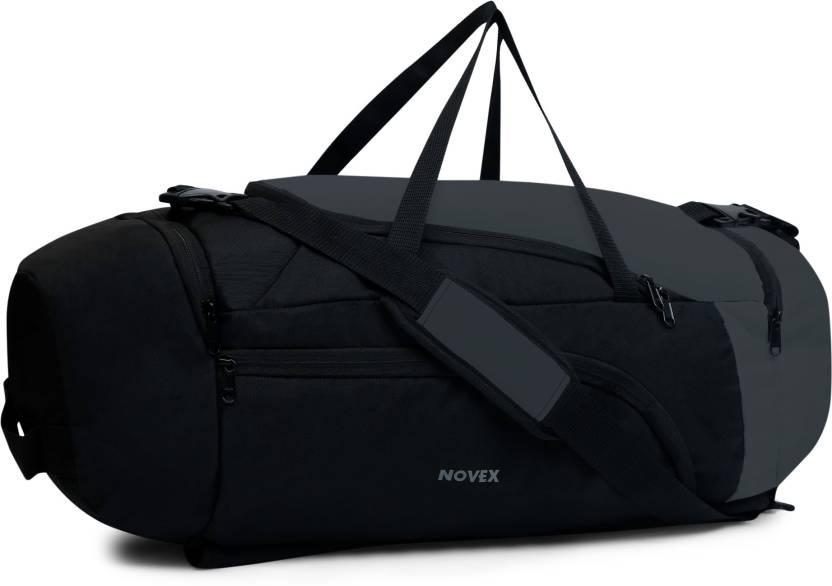 eacee95a2acd ... Novex Fusion 60 L Rucksack Cum Travel Duffel Bag detailing 62477 edfbb  ...