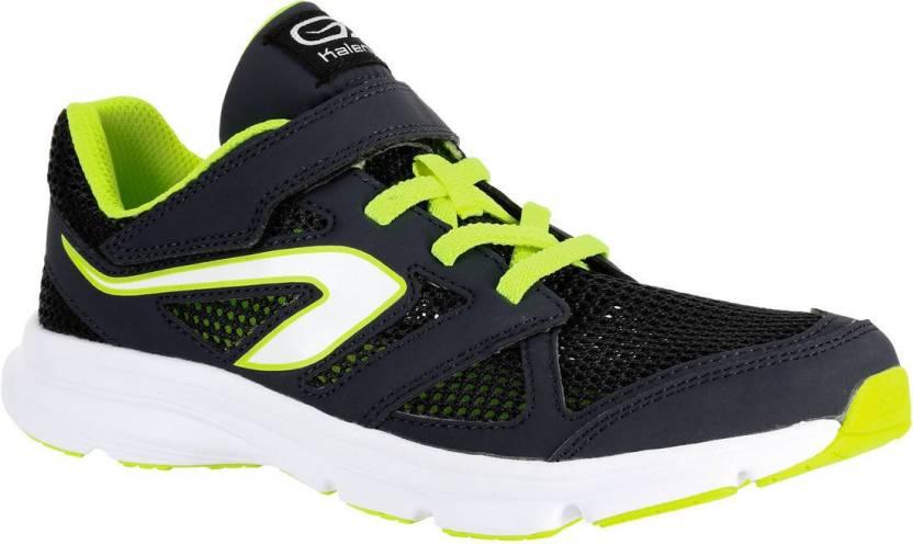 ac32cee19 Kalenji by Decathlon Boys & Girls Slip on Running Shoes Price in ...