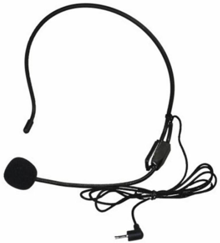 Vibex Mini Wired Headset Microphone Studio Microfone Condensador