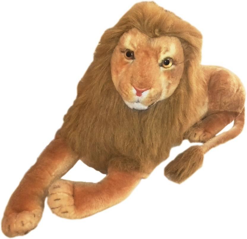 Kidoz Kingdom Big Lion Stuff Toy 38 Cm Big Lion Stuff Toy Buy