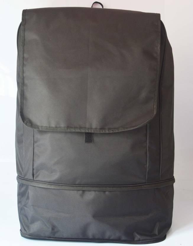 e6e38d0c3004 New Era Velex delivery bag courier bag 115 L Backpack NE Black ...