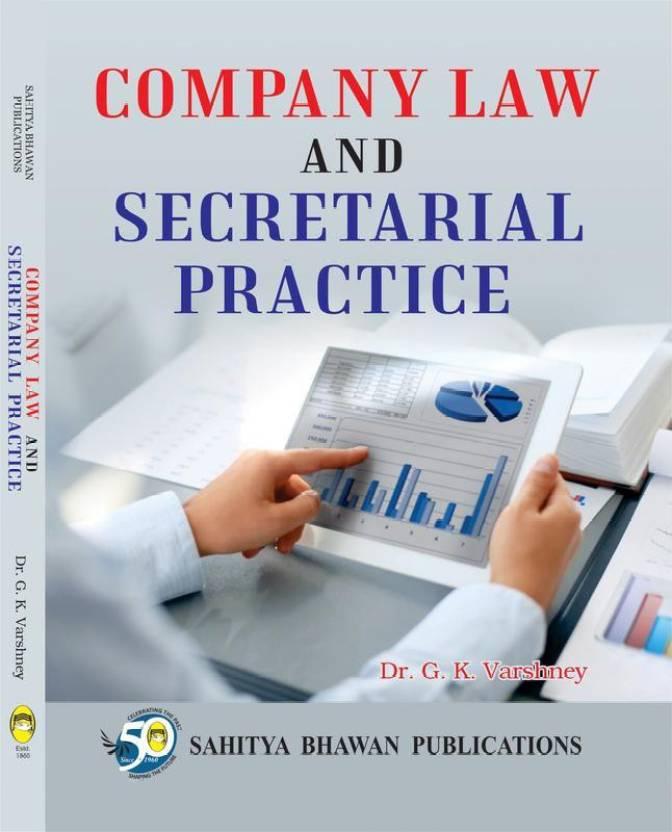 Company Law & Secretarial Practice: Buy Company Law