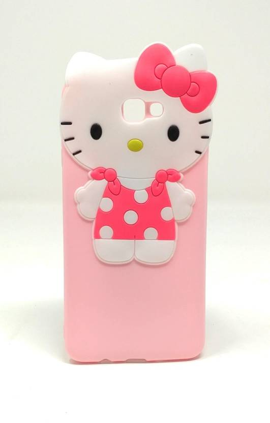 newest d9063 2baa2 Oytra Back Cover for Cute Kitten Samsung Galaxy J7 Prime Mobile ...