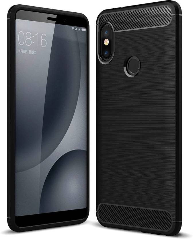 wholesale dealer 106e8 b7859 Bracevor Back Cover for Mi Redmi Note 5 Pro