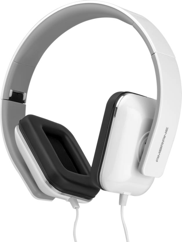 979462f0938 Ambrane HP-21 Wired Headset with Mic Price in India - Buy Ambrane HP ...