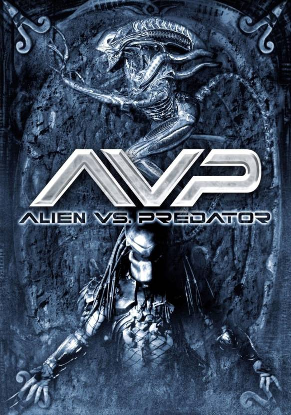 ALIEN Vs PREDATOR (BluRay Movie 1080p Full HD with Dual