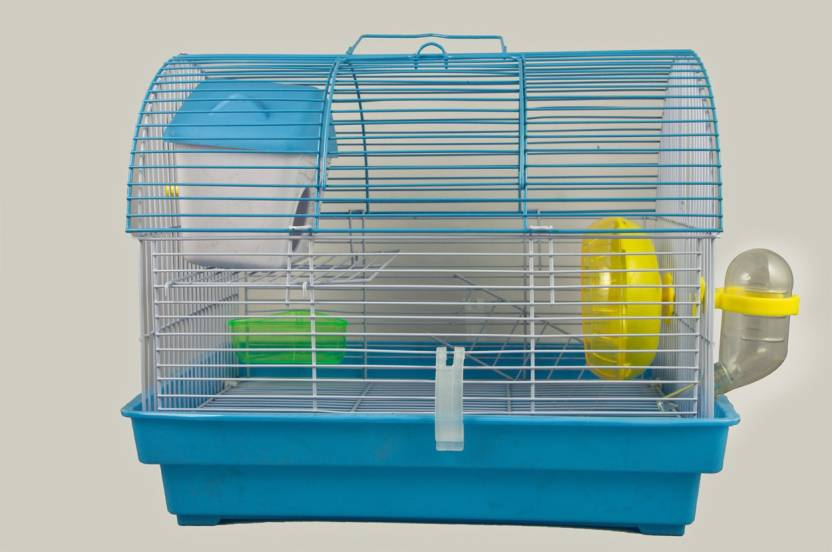 Sage Square Playhouse/cage for Hamster,Dwarf,Gerbil,Mice