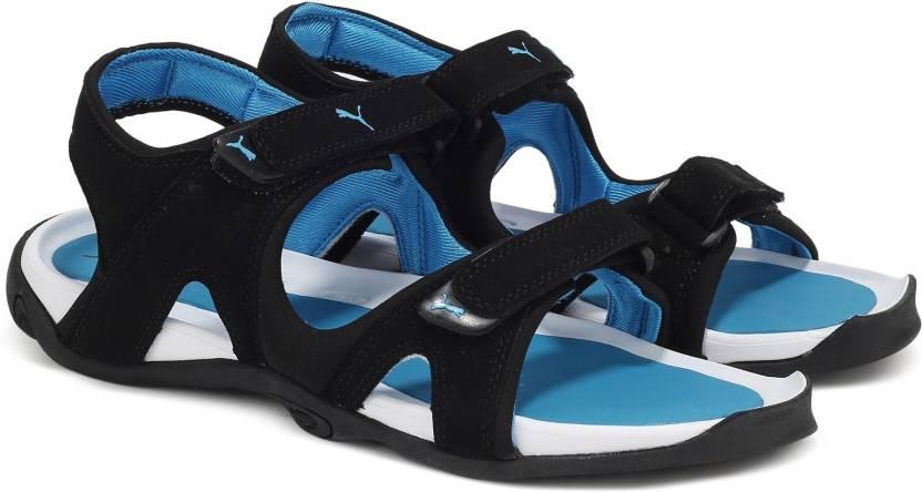 e8d8cf06b66 Puma Jimmy DP Sneakers For Men - Buy black-atomic blue Color Puma ...