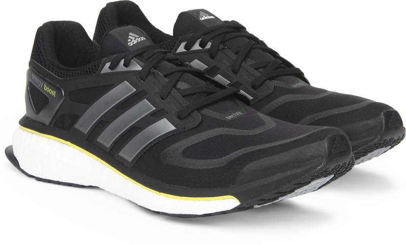 3ce04a316e9 ADIDAS ENERGY BOOST M Running Shoes For Men - Buy BLACK1 NEIRME ...