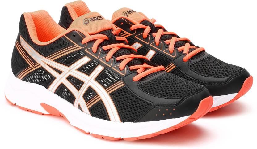 best service 717e1 3b21a Asics GEL - CONTEND 4 Running Shoes For Women - Buy BLK/SVR ...