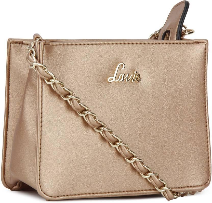 cd5b003e1deb Latest Trend Cream Color Party Wear Handbag   Sling bag For Girls and  Women s