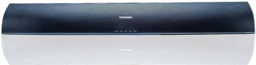 Toshiba TY SBX210 50 W Bluetooth Soundbar Black, 2.1 Channel