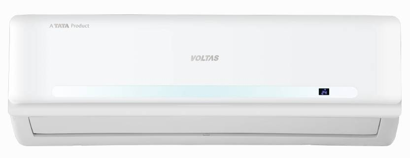 db756a9f152 Voltas 1.5 Ton 5 Star BEE Rating 2018 Inverter AC - White
