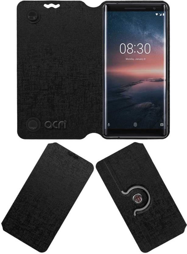 9463e0e513d ACM Flip Cover for Nokia 8 Sirocco - ACM   Flipkart.com