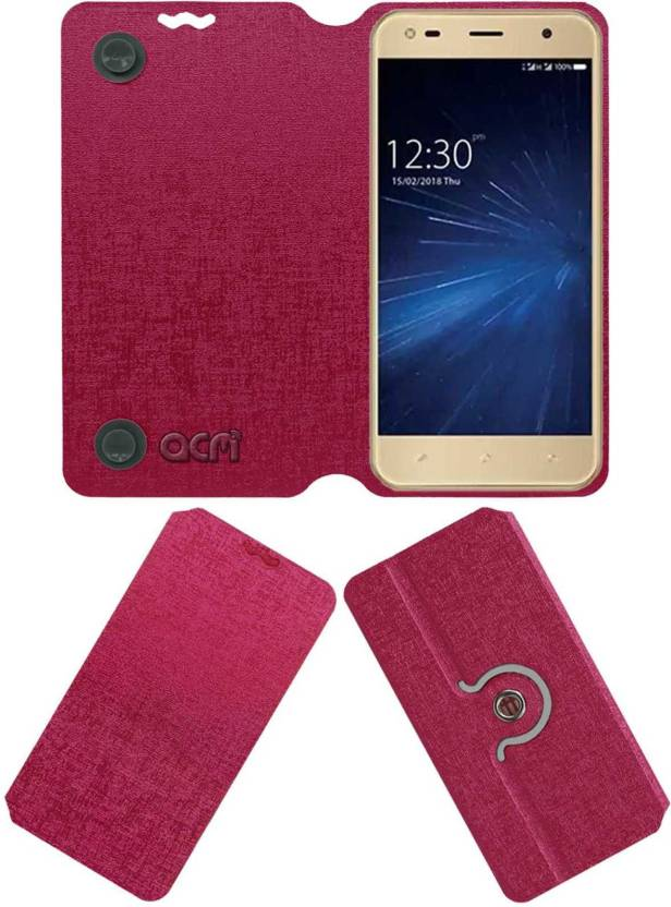 cheap for discount e2fa8 19cfd ACM Flip Cover for Comio C2 Lite - ACM : Flipkart.com