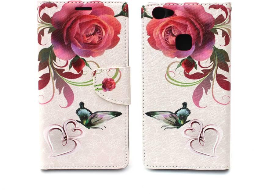 detailed look 0058d e8828 Fashion Flip Cover for VIVO V7 Plus