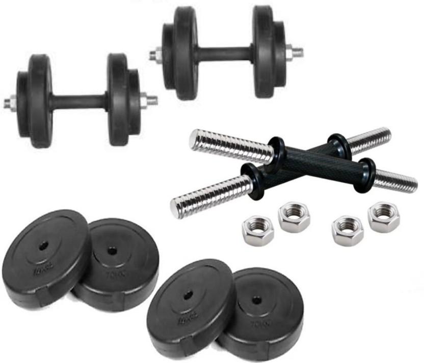 Ap sales kg gym set kg plates inches pcs rods