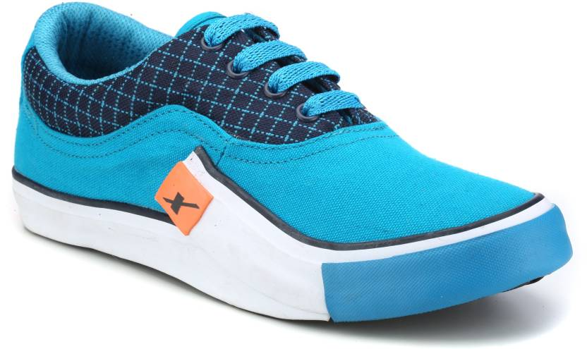 06340a24f2d Sparx SM-198 Sneakers For Men - Buy Sea Green Navy Blue Color Sparx ...