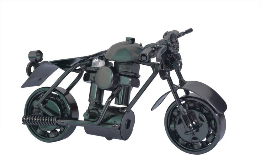 Craftpoint Metal Bike Showpice For Home Decor Unique Home Decrative