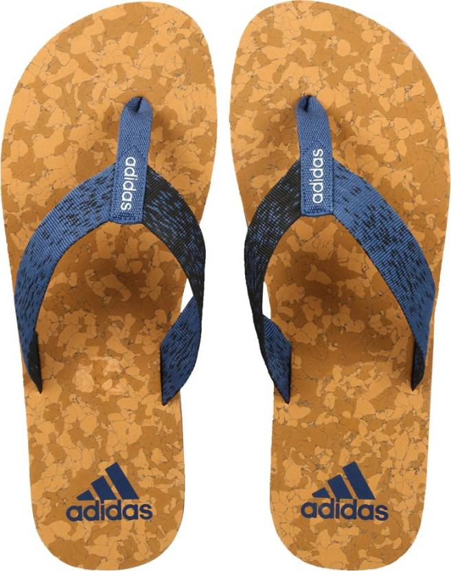 77e77b1c0fa04a ADIDAS BEACH CORK M Slippers - Buy MYSBLU FTWWHT Color ADIDAS BEACH CORK M  Slippers Online at Best Price - Shop Online for Footwears in India