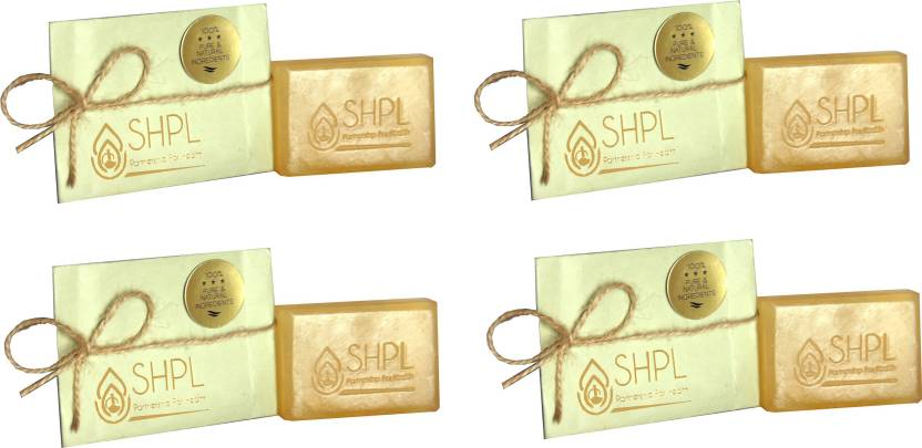 SHPL Aloe Vera Hand Made Organic Soap Combo - Price in India