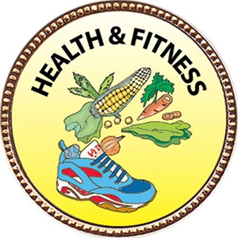 33cf2e690e Keepsake Awards Health & Fitness Award, 1 Inch Dia Gold Pin
