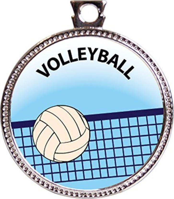 Pre Cut One Inch Bottle Cap Images VOLLEYBALL Free Ship
