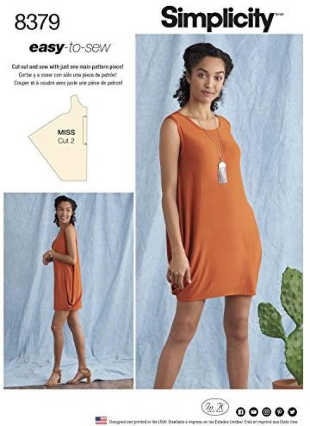Simplicity Patterns Dresses Xxs Xs S M L Xl Xxl Dresses Xxs Xs