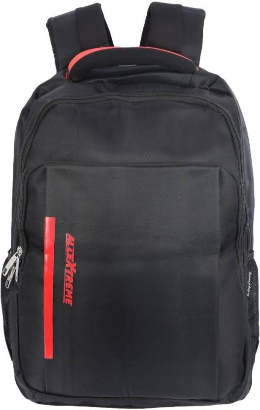 8684abae1e71 AllExtreme Water Resistant Lightweight Backpack for Men Women - Fits Most  15.6 Inch Laptops and Tablets - Heavy Duty Nylon Backpack for Laptop  Business ...