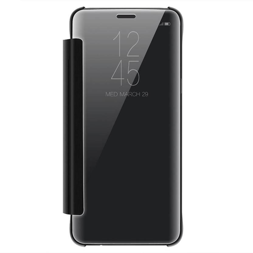 buy online c563c 61dff Johra Flip Cover for Samsung Galaxy S9, Samsung s9