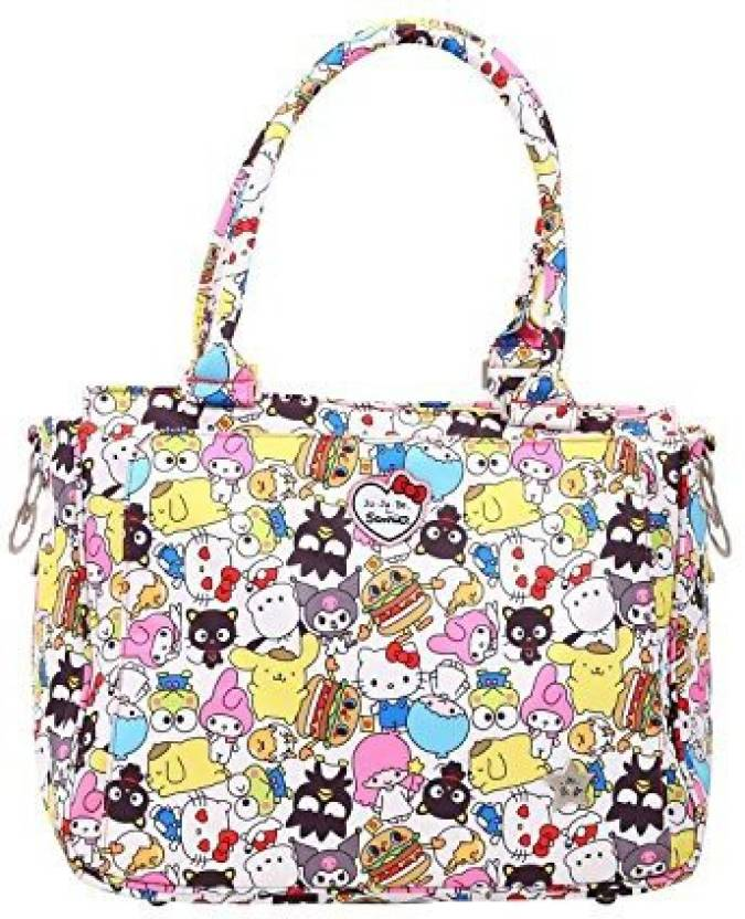d75767b79b80 Jujube Ju Ju Be Hello Kitty Hello Sanrio Be Classy Diaper Bag (Multicolor)